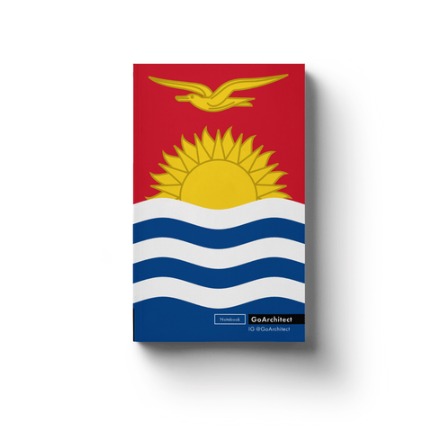 Kiribati notebook