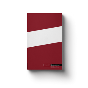 Latvia notebook