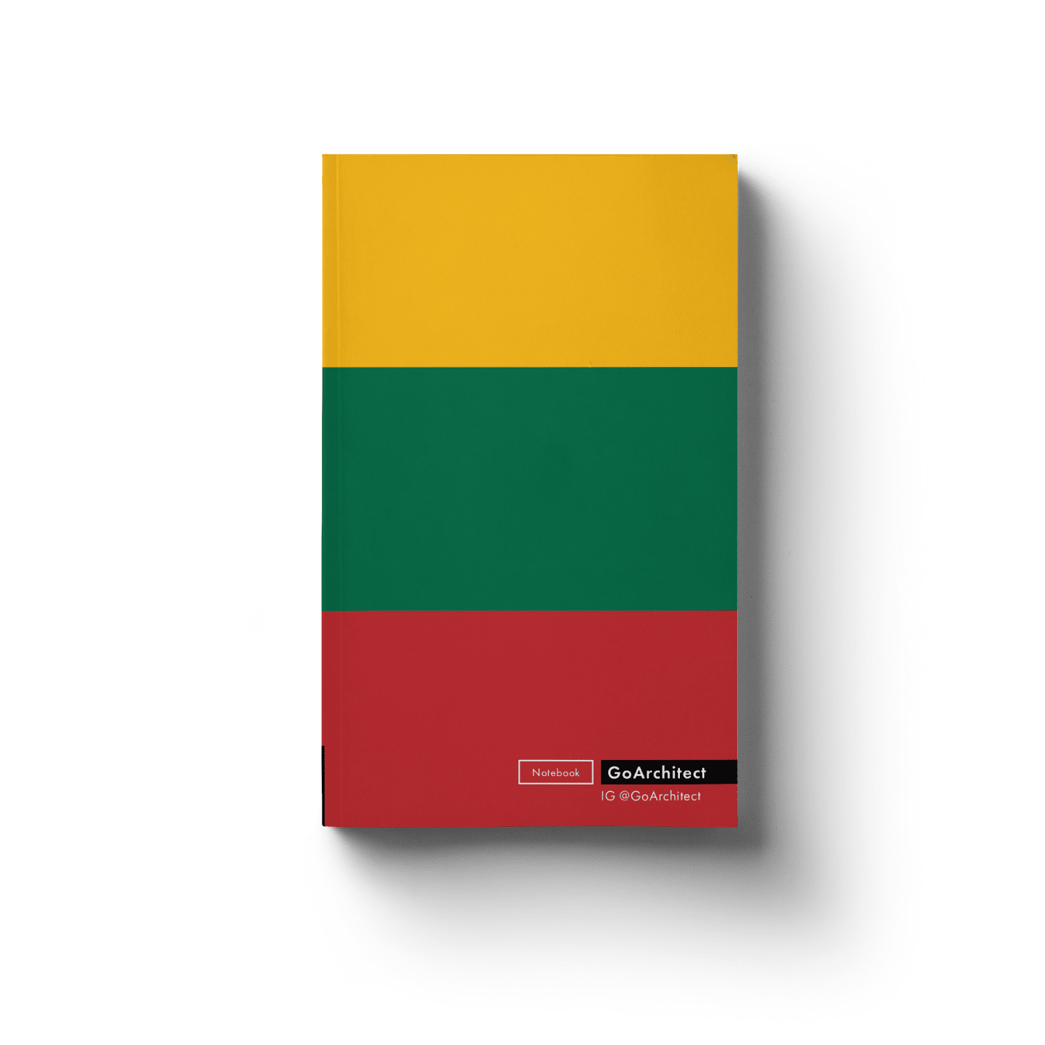 Lithuania notebook