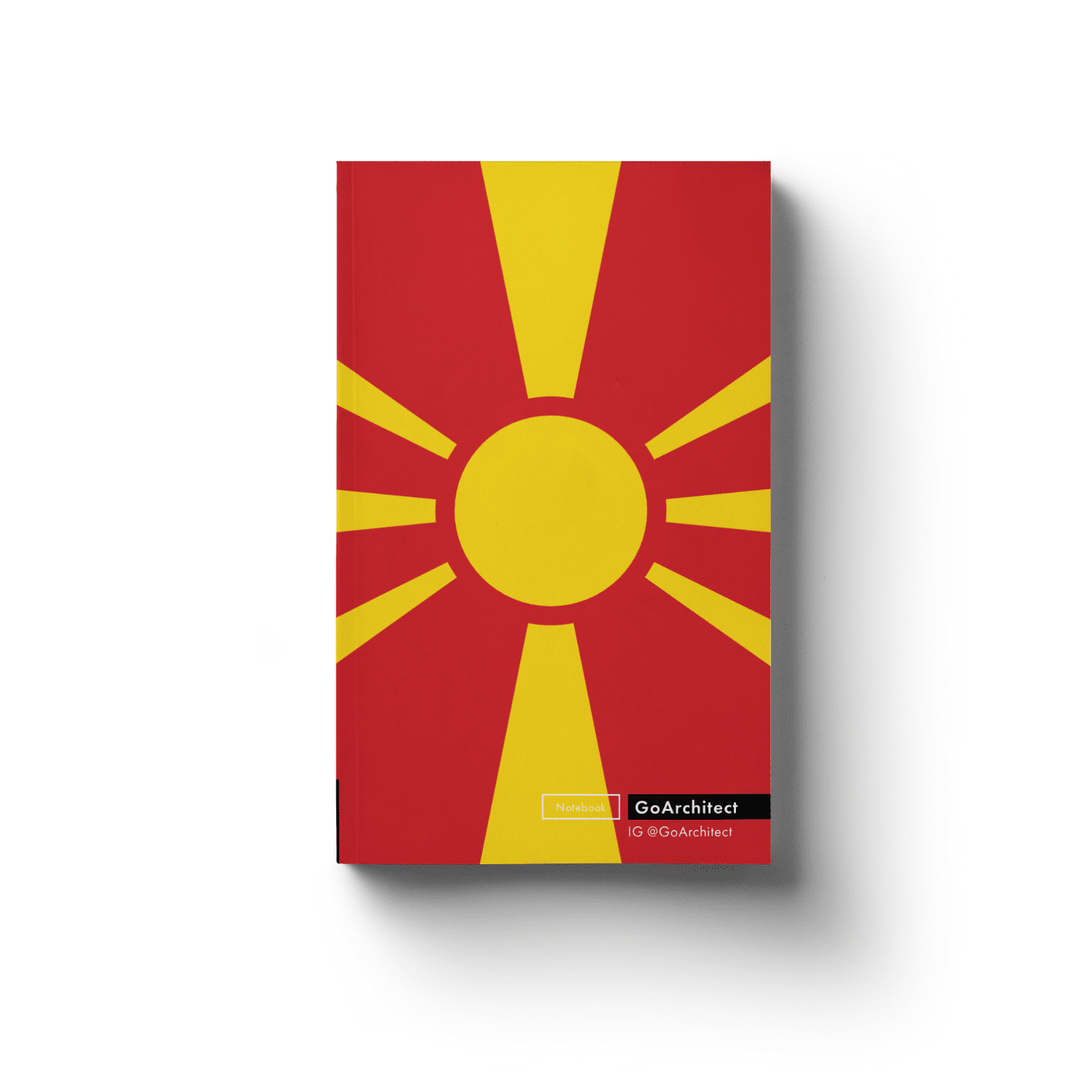 Macedonia notebook