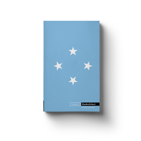 Micronesia notebook