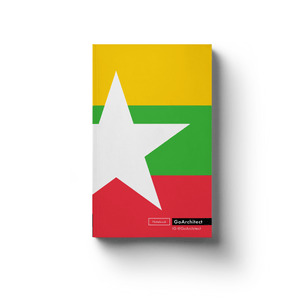 Myanmar notebook