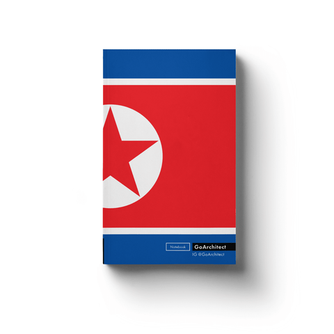 North Korea notebook