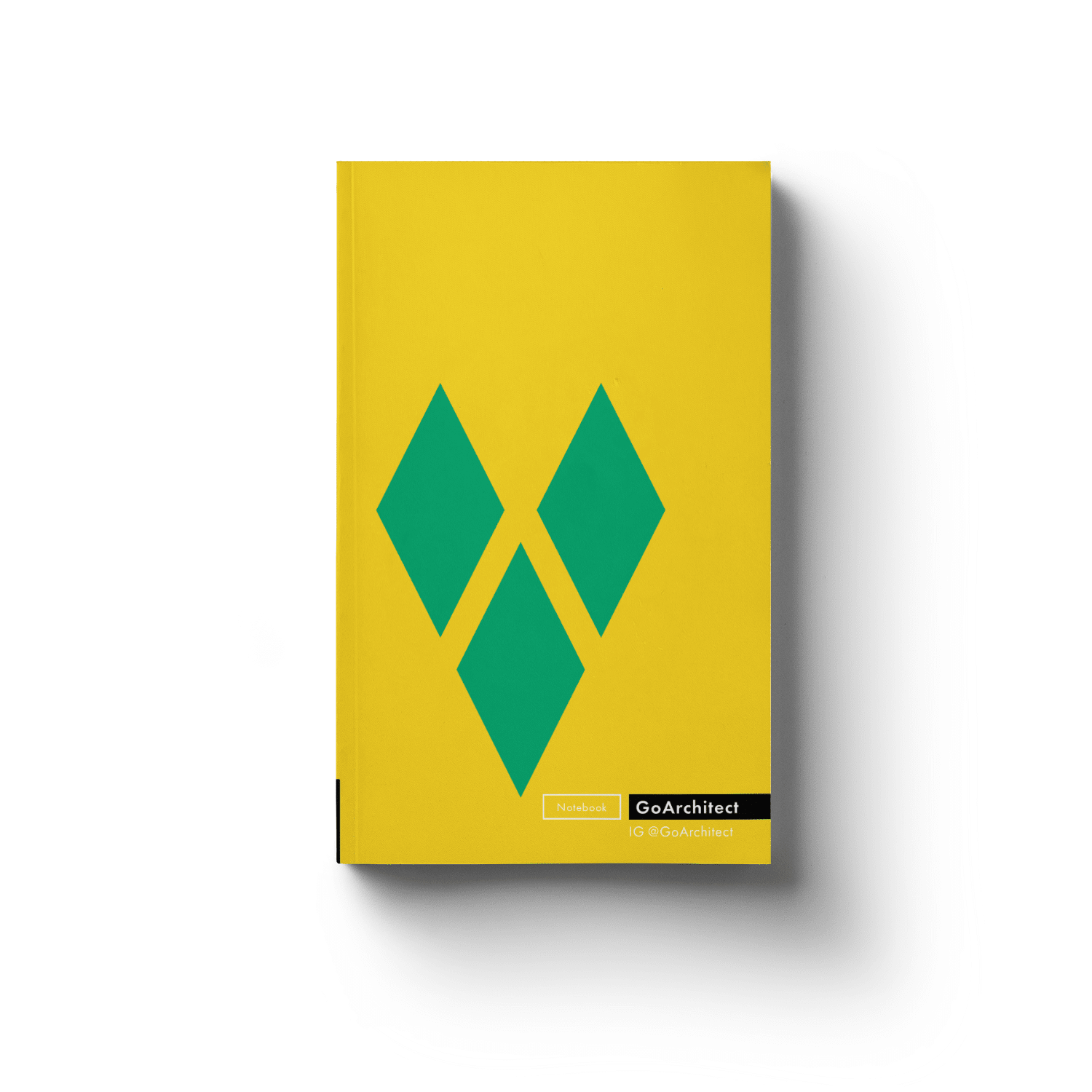 Saint Vincent and the Grenadines notebook