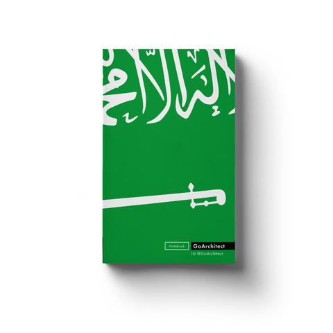 Saudi Arabia notebook