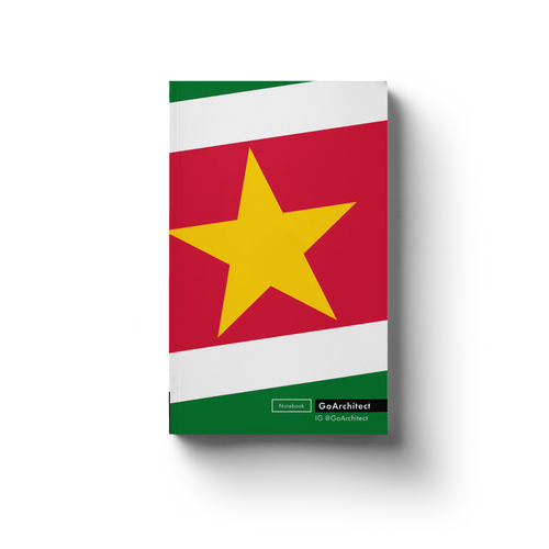 Suriname notebook