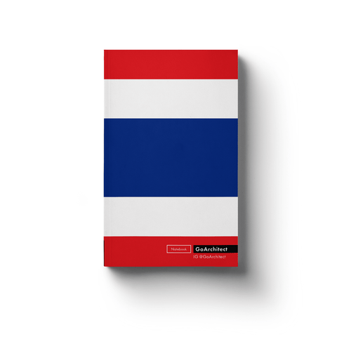 Thailand notebook