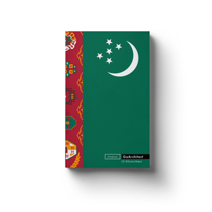 Turkmenistan notebook