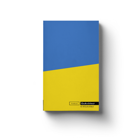 Ukraine notebook