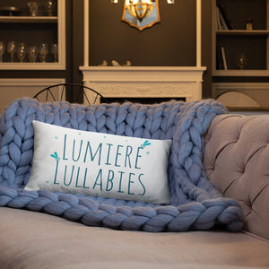 Lullaby Pillow