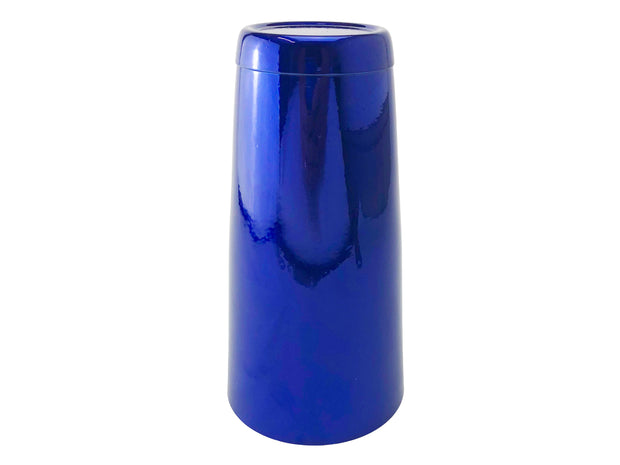 Electric Blue 28oz Boston Cocktail Shaker Tin Weighted