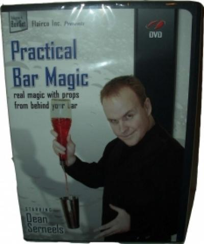Flairco DVD Volume 4 Practical Bar Magic