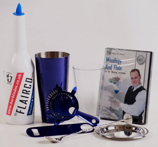 Ultimate Blue Bartender Kit