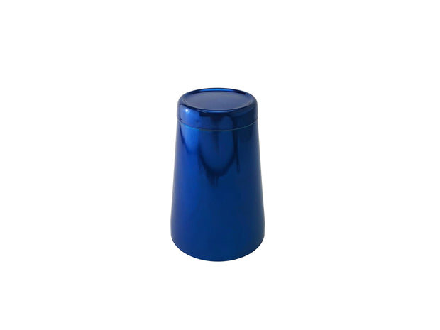 Candy Blue 18oz Boston Cocktail Shaker Tin Weighted