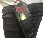Left Handed Leather Holster