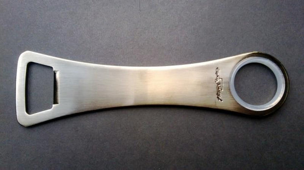 Nickel Shadow Hand Jive Bar Blade