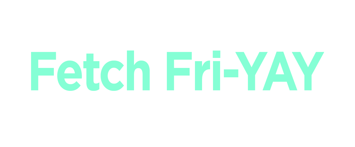 Fetch Fri-YAY's - The Weeks Most Fetch and Fashionable Dogs (8/24/18)