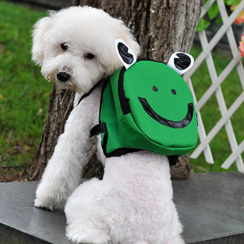 dog backpack model 1