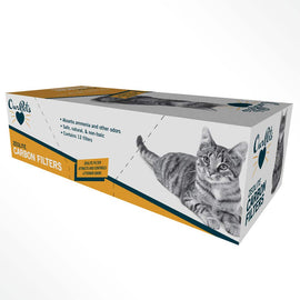 Our Pets Carbon Filters 6 pack Cat Litter Boxes - London the Local