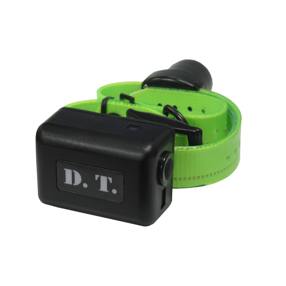 D.T. Systems H2O Beeper Add-On Collar Green Dog Training - London the Local