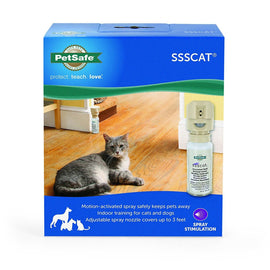 PetSafe-SSSCat Spray Deterrent--White-Spray Deterrent-Cat-Containment Systems