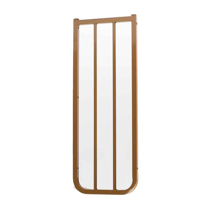 "Cardinal Gates Stairway Special Outdoor Gate Extension Brown 10.5"" x 1.5"" x 29.5"" Dog Gates - London the Local"