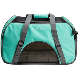 "Bergan Pet Comfort Carrier Large Bermuda 19"" x 10"" x 13"""