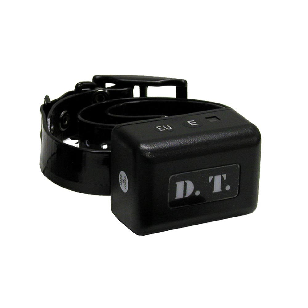 D.T. Systems H2O 1 Mile Dog Remote Trainer Add-On Collar Black Dog Training - London the Local