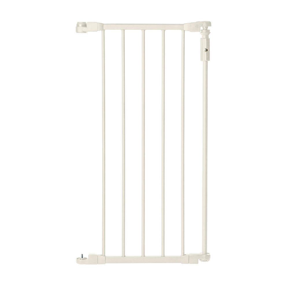 "North States 6-Bar Linen Extension for Deluxe Décor Gate White 15"" x 30"" Dog Gates - London the Local"