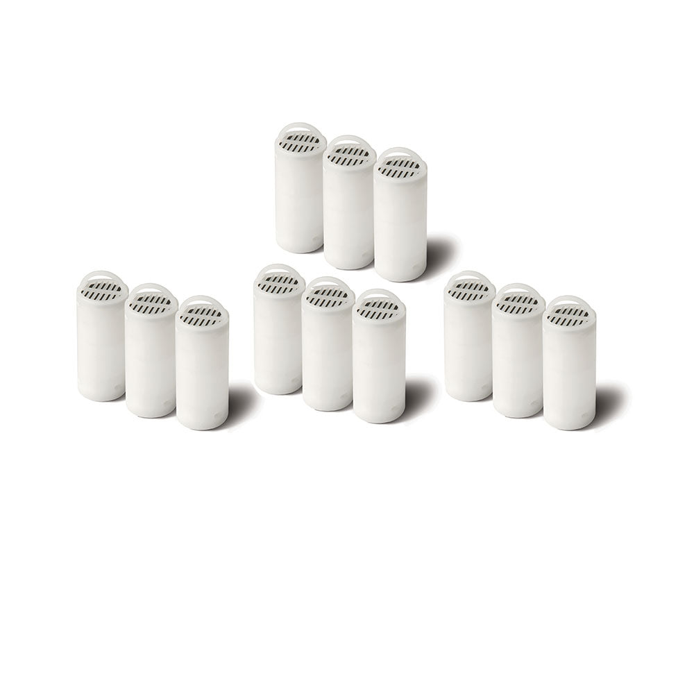 PetSafe-360 Fountain Carbon Replacement Filter 12 pack---Automatic Feeding and Watering-Dog-Feeding and Watering