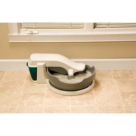 PetSafe-Simply Clean Cat Litter Box --Beige-Automatic Litter Boxes-Cat-Litter Boxes