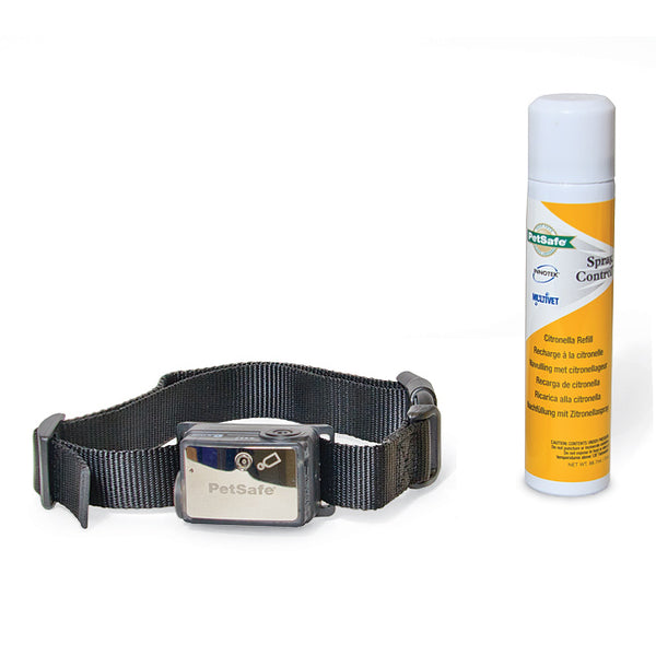 PetSafe Big Dog Spray Bark Control Collar Dog Spray Bark Control