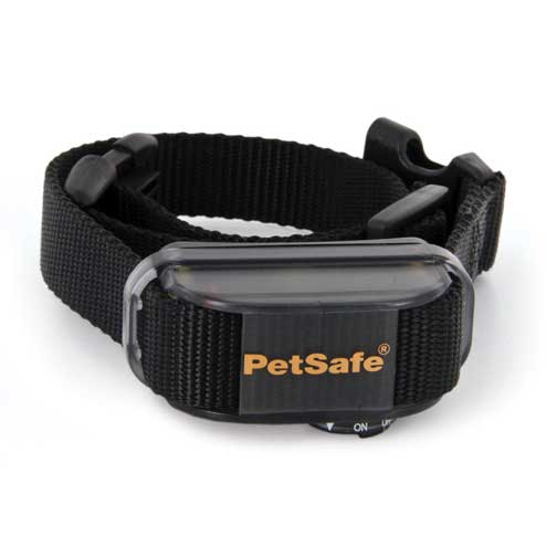 PetSafe-Dog Vibration Bark Collar--Black-Static Bark Control-Dog-Bark Control