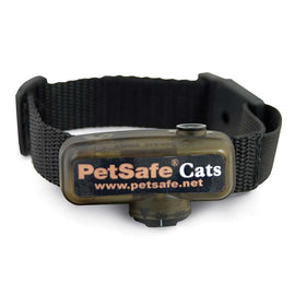 PetSafe-Deluxe In-Ground Cat Fence Extra Receiver Collar---Accessories-Cat-Containment Systems
