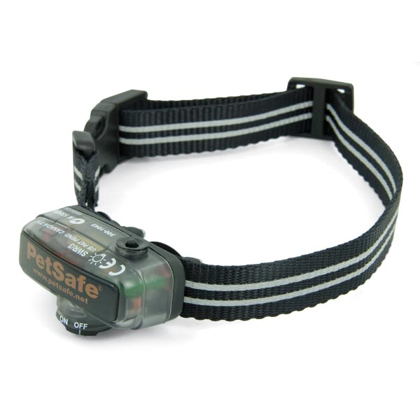 PetSafe-Elite Little Dog In-Ground Fence Receiver Collar--Black-Accessories-Dog-Containment Systems