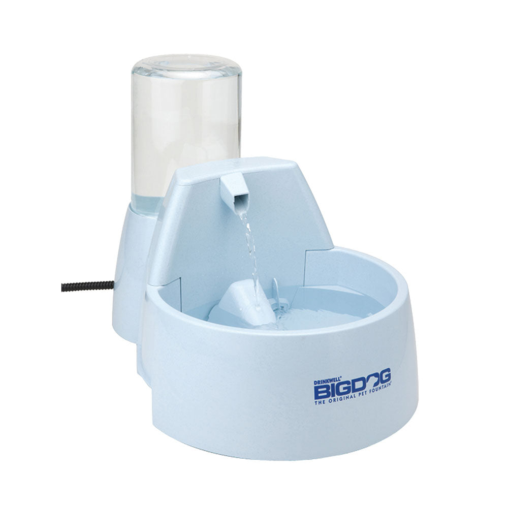 PetSafe-Drinkwell Big Dog Fountain--Blue-Automatic Feeding and Watering-Dog-Feeding and Watering