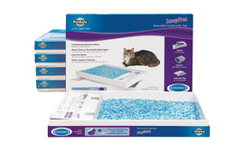 PetSafe ScoopFree Litter Tray Refills with Premium Blue Crystals Cat Litter Boxes - London the Local