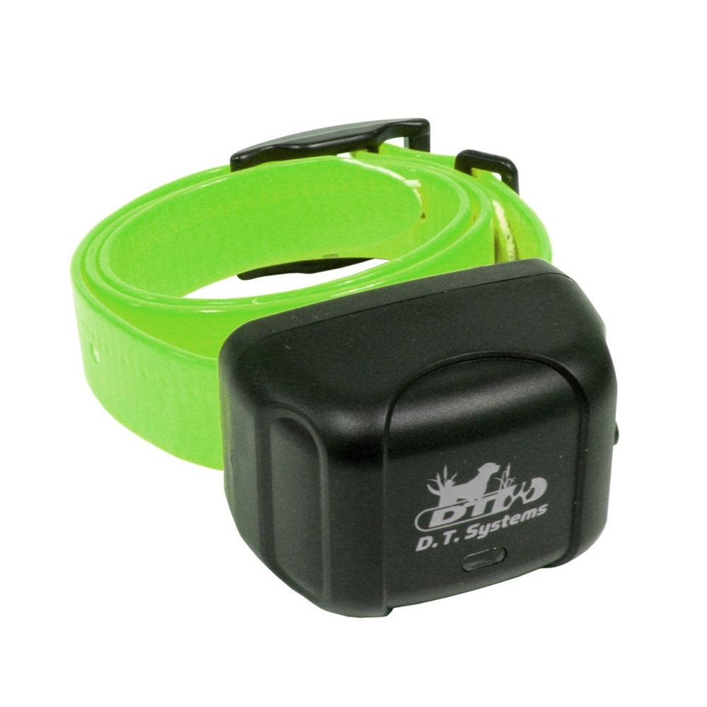 D.T. Systems Rapid Access Pro Dog Trainer Add-on collar Green Dog Training - London the Local