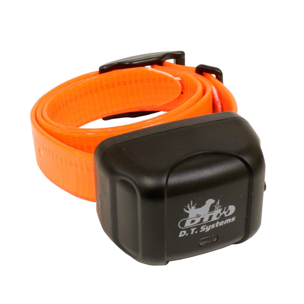 D.T. Systems Rapid Access Pro Dog Trainer Add-on collar Orange Dog Training - London the Local
