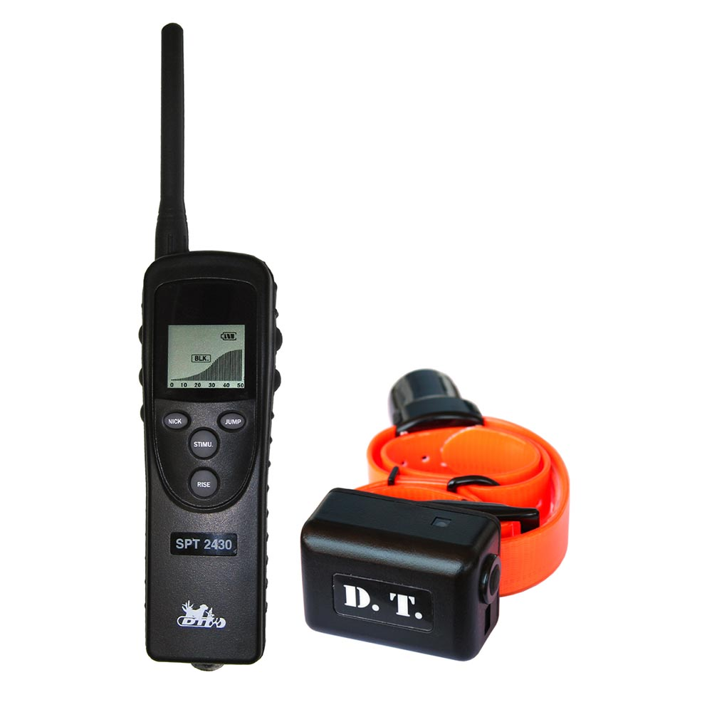 D.T. Systems Super Pro e-Lite 3.2 Mile Remote Dog Trainer with Beeper Dog Training - London the Local