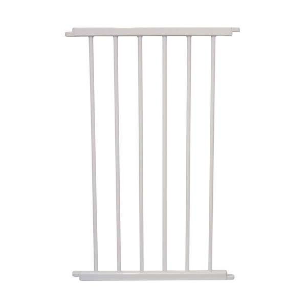 "Cardinal Gates VersaGate Hardware Mounted Pet Gate Extension White 20"" x 30.5"" Dog Gates - London the Local"