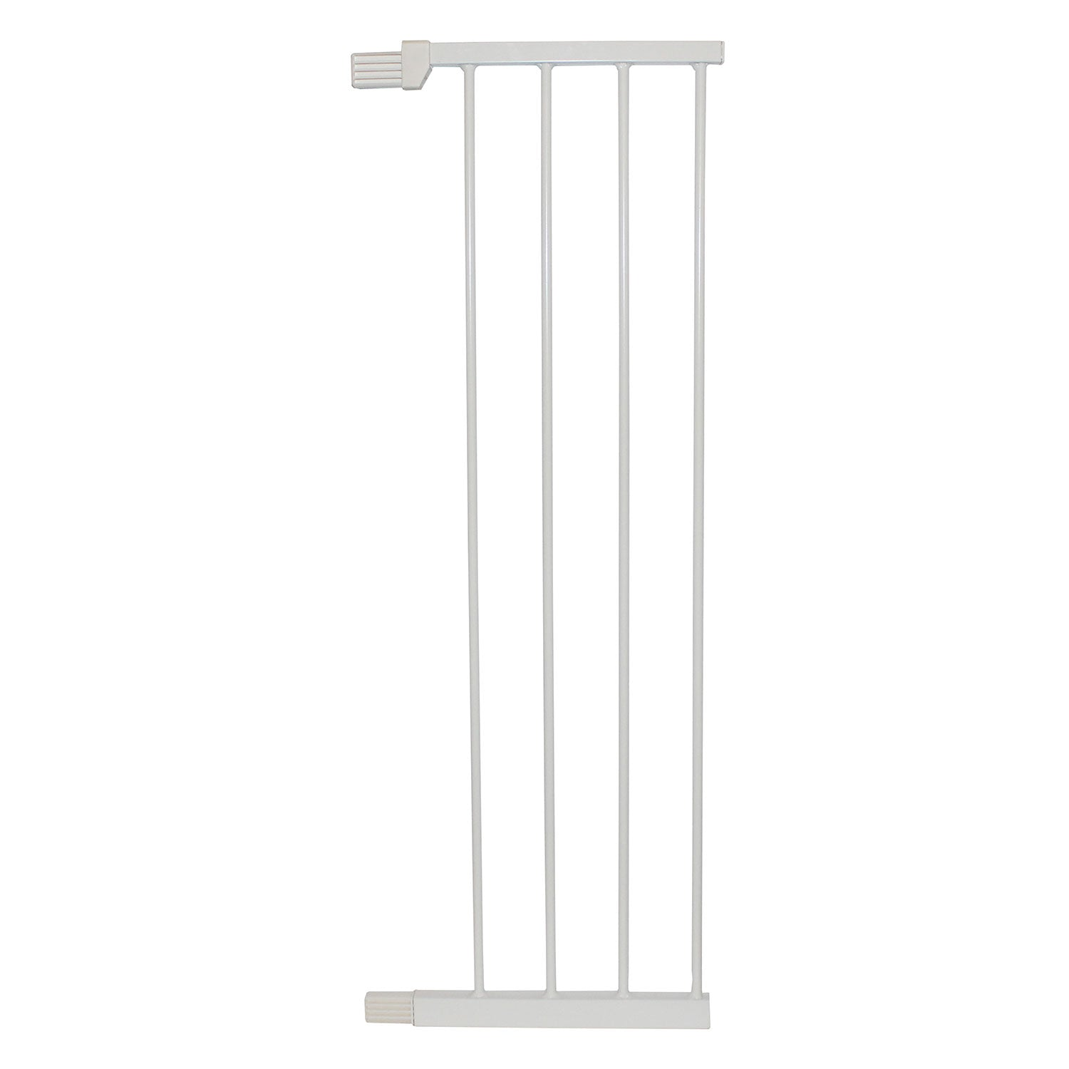 "Cardinal Gates Extra Tall Premium Pressure Pet Gate Extension White 11"" x 2"" x 36"" Dog Gates - London the Local"