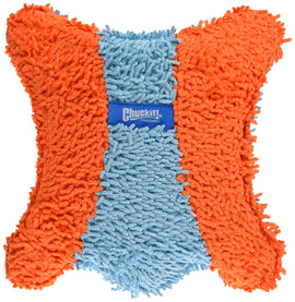 "Petmate Chuckit Indoor Squirrel Dog Toy Medium Orange/Blue 3"" x 8.5"" x 9"" Dog Toys - London the Local"