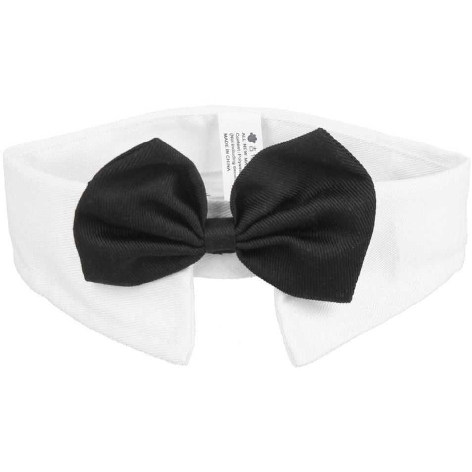 Adjustable Pet Dog Bow Tie Dog Clothes - London the Local