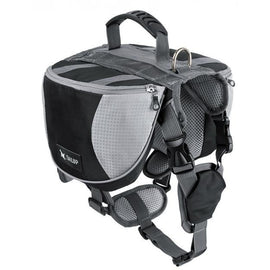 Durable Outdoor Dog Harness & Backpack Dog Harness - London the Local
