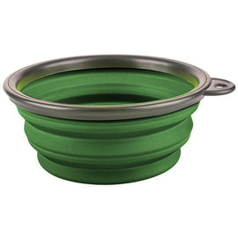 Collapsible Folding Travel Dog Bowl Dog Bowl - London the Local