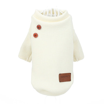 Fashionable & Comfortable Dog Jacket for all Seasons Dog Sweater - London the Local