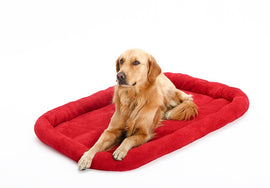 Large Dog Bed Sleeping Cushion Dog Bed - London the Local