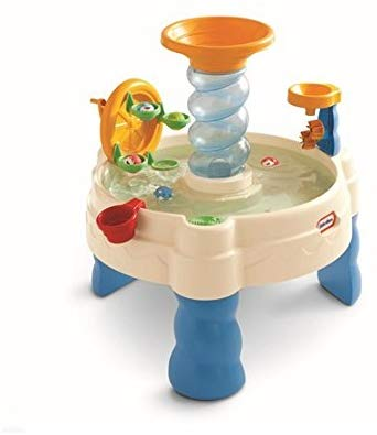 Kids Water Park Spiral Play Table