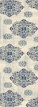 Medallion Design Beige/Navy/Teal/Gray/Grey Area Rugs